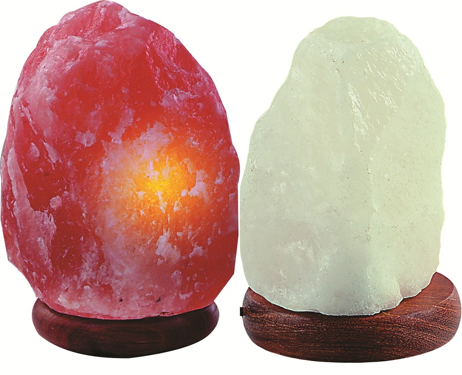 USB Natural Salt Lamp