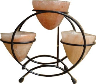 Candle Stand Crafted 3pcs
